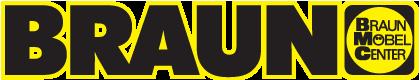 braun mobel center logo