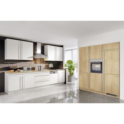 Zwei Zeilen Küche