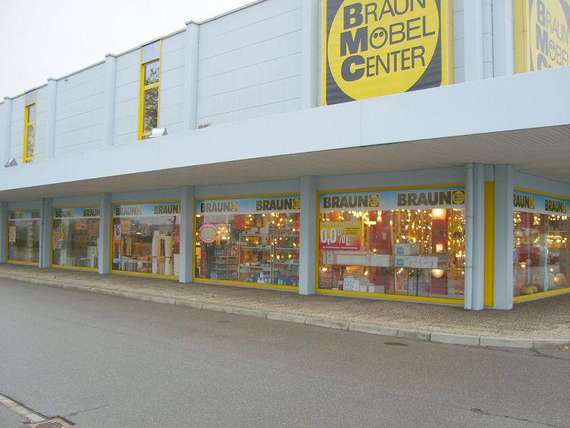 Extra günstig Möbel kaufen – BRAUN Möbel Center