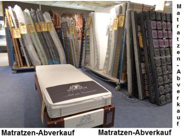 Matratzen-Röste-Abverkauf