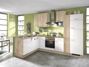 Winkel-Küchenzeile