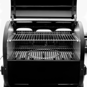 SmokeFire EX4 GBS Holzpellet Grill Bild 3