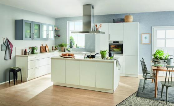 Inselküche Bild 1