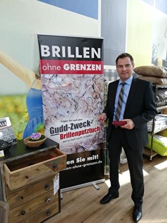 Bild der Aktion: Brillen ohne Grenzen mit BRAUN in Homburg