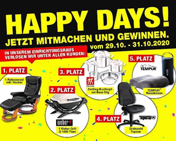 Bild der Aktion: Happy Days in Freudenstadt