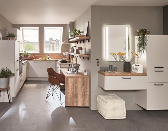 U-Küche Bild 1