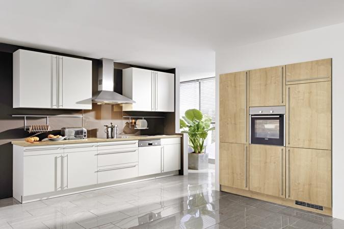 Zwei Zeilen Küche Bild 1