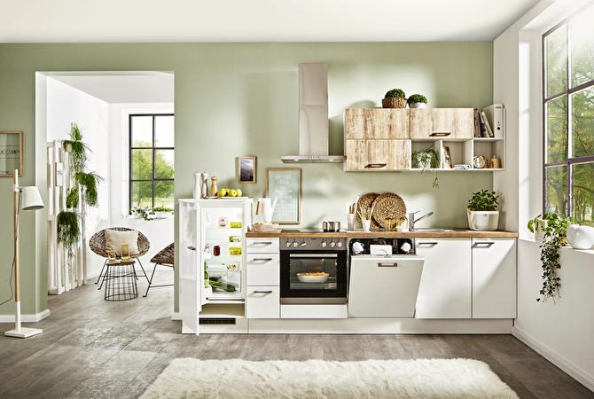 Küchenzeile Bild 1