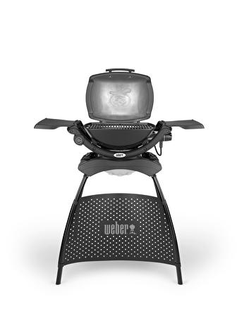 Weber Q 1400 Elektrogrill mit Stand Bild 2