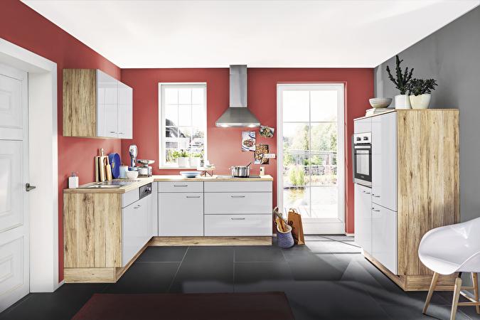 Einbauküche Bild 1