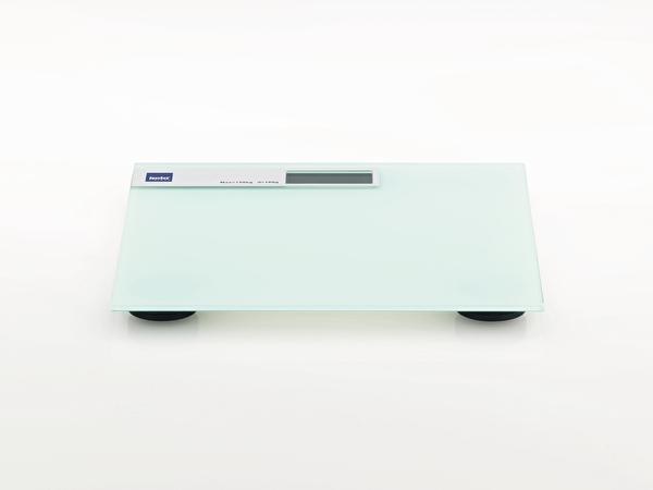 digitale Personenwaage, 30x30 cm Bild 1